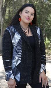 Coco Shawl Panel Cardigan