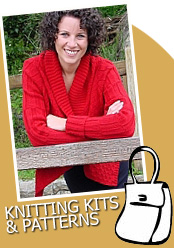 Knitting Kits and Patterns
